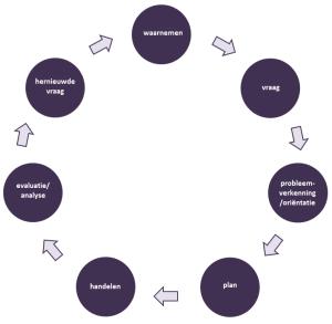 2014_procesmodel praktijkgericht onderzoek_J van Loo